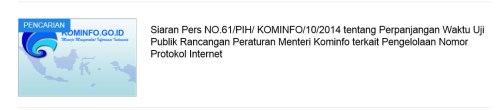 protokol internet