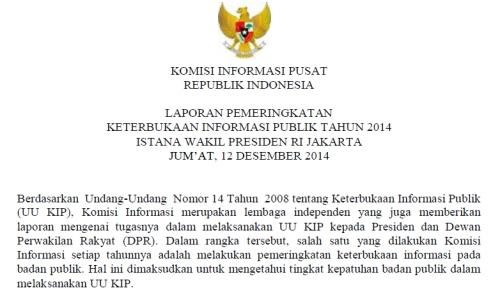 pemeringkatan ppid2014