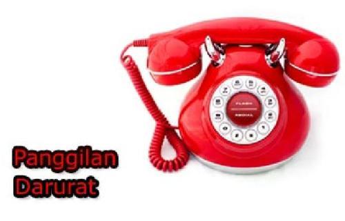 panggilan darurat